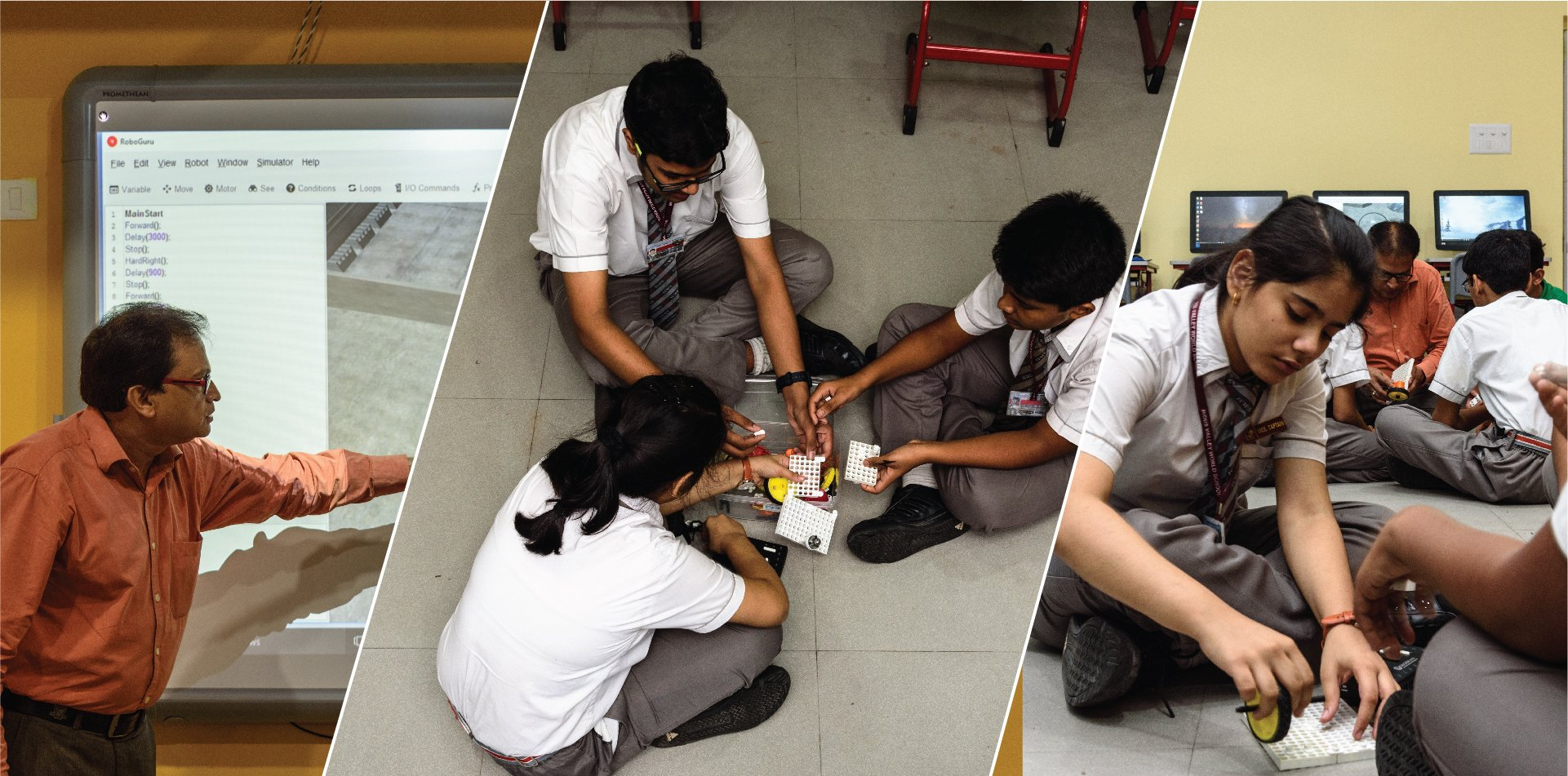 Indus Valley World School - Best CBSE Board English Medium School for admissions in South Kolkata, West Bengal